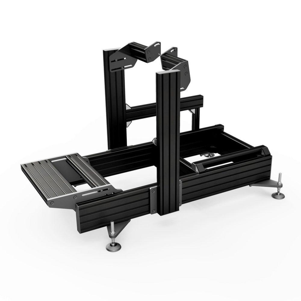 Sim-Lab P1-X sim racing cockpit - Black - Fanatec DD