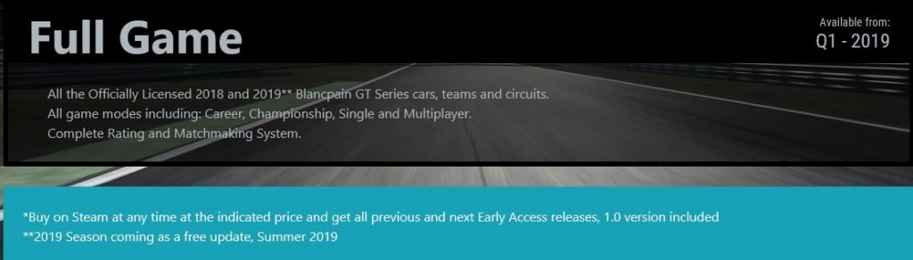 shop.gperformance.eu - Assetto Corsa Competizione Early Access 7