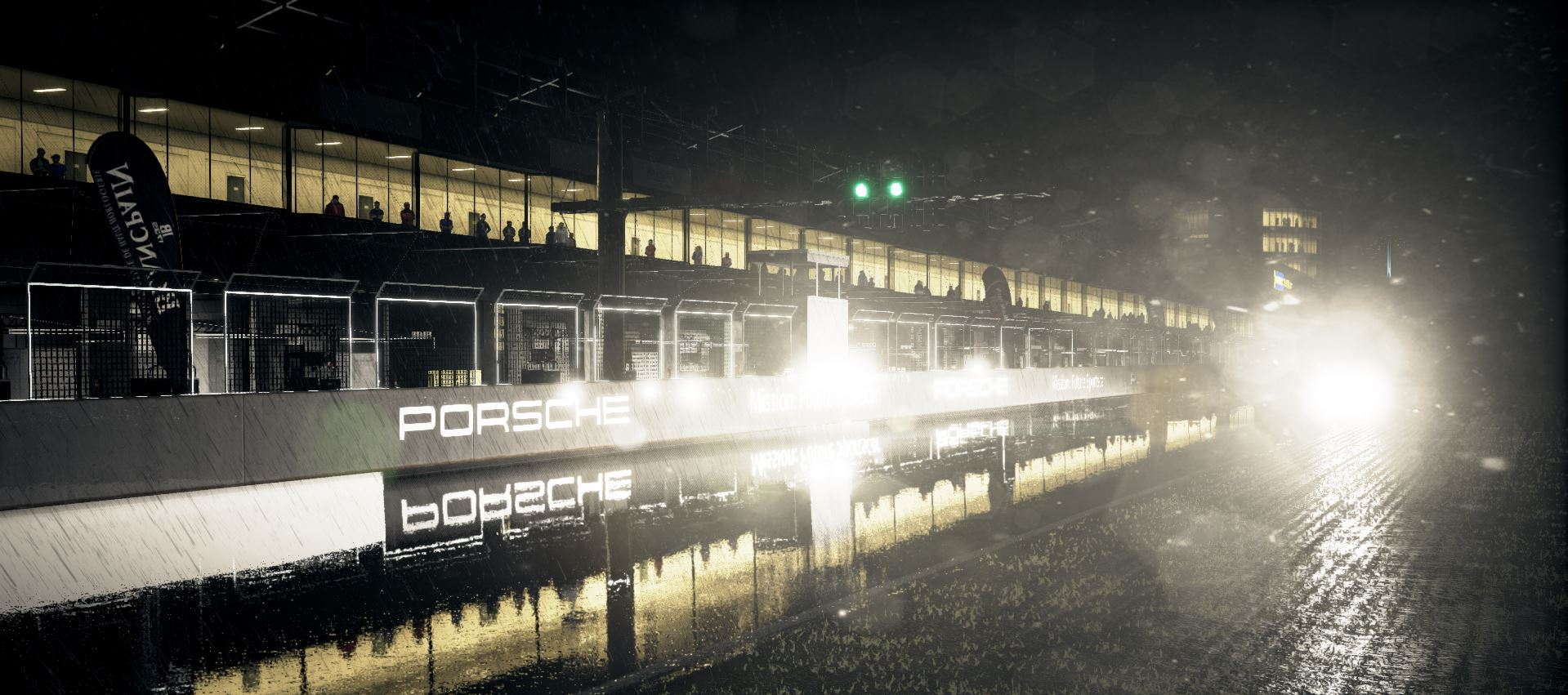shop.gperformance.eu - Assetto Corsa Competizione Early Access Release1 rain night 01