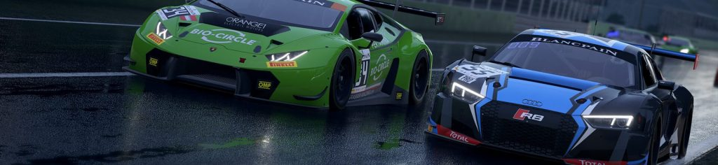shop.gperformance.eu - Assetto Corsa Competizione Early Access rain