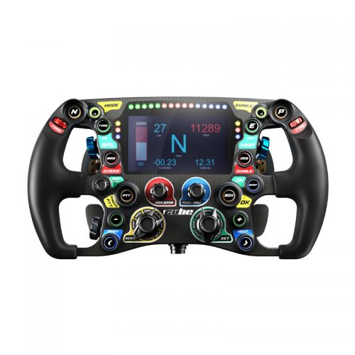 shop.gperformance.eu - Cube Controls Formula CSX carbon fiber Sim Racing Steering Wheel