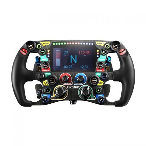 shop.gperformance.eu - Cube Controls Formula CSX carbon fiber Sim Racing Steering Wheel