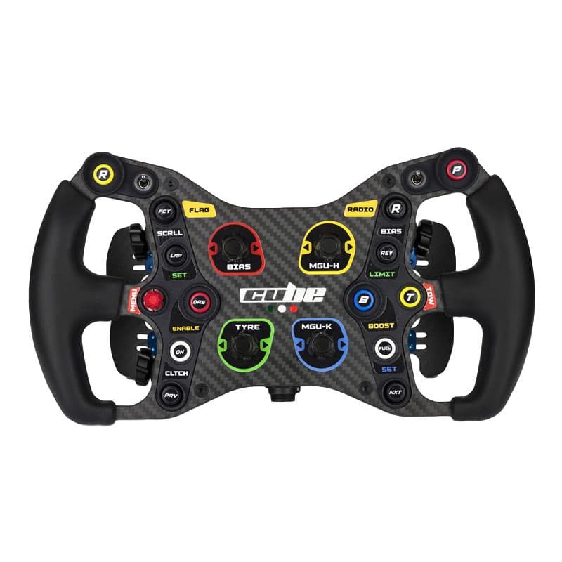 Formula Lite Sim Racing Wheel