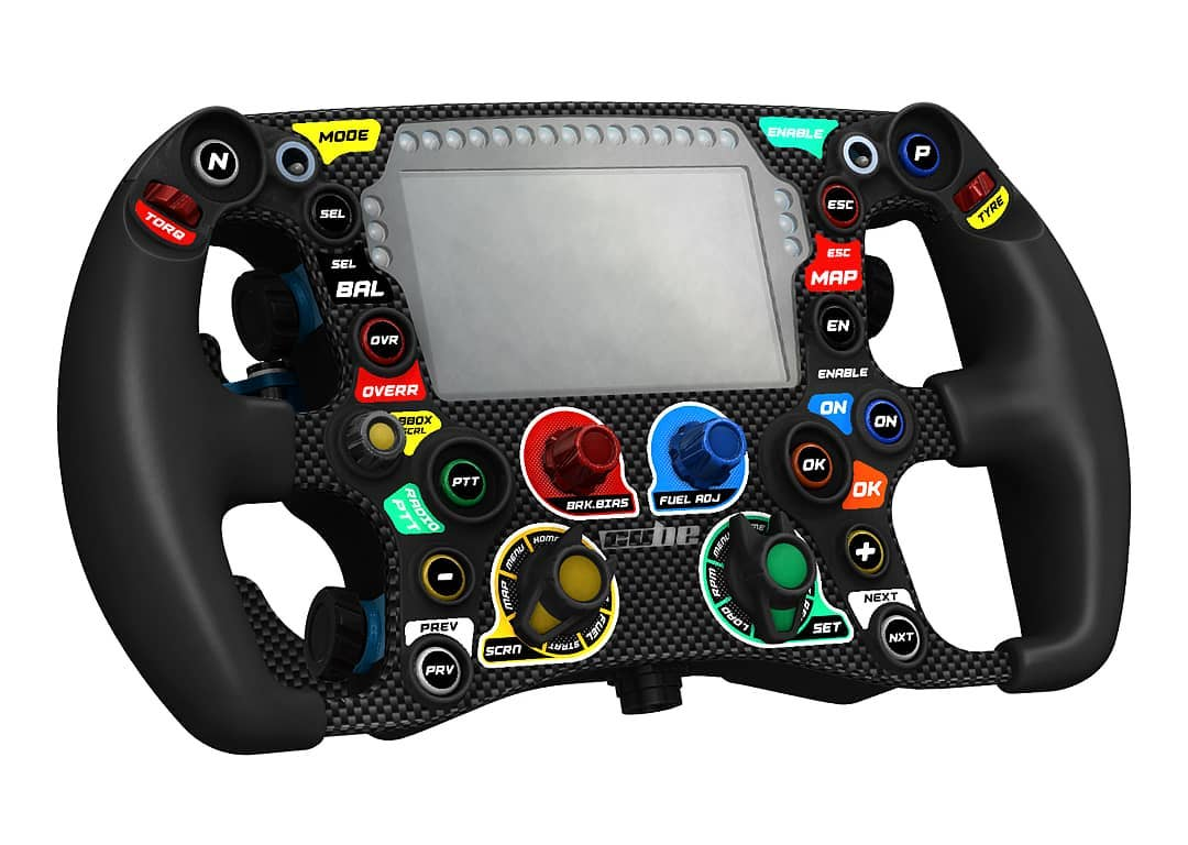 Formula CSX Sim Racing Wheel