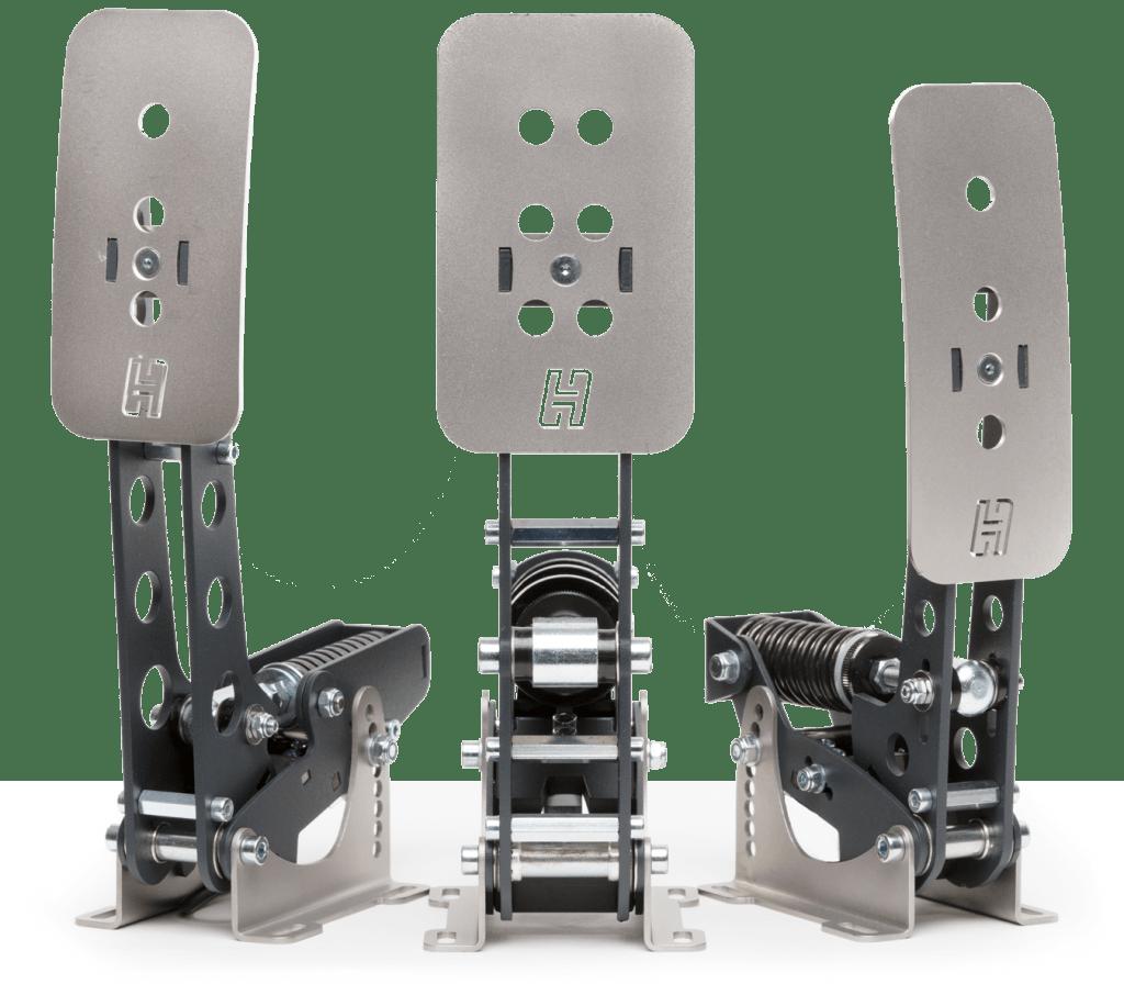 shop.gperformance.eu - Heusinkveld Sim Pedals Sprint Baseplate front