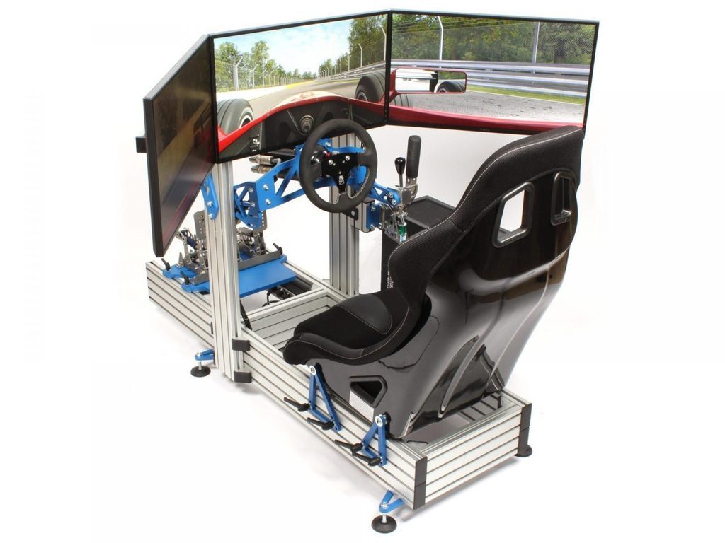 shop.gperformance.eu - Heusinkveld Sim Rig GT iso view 3