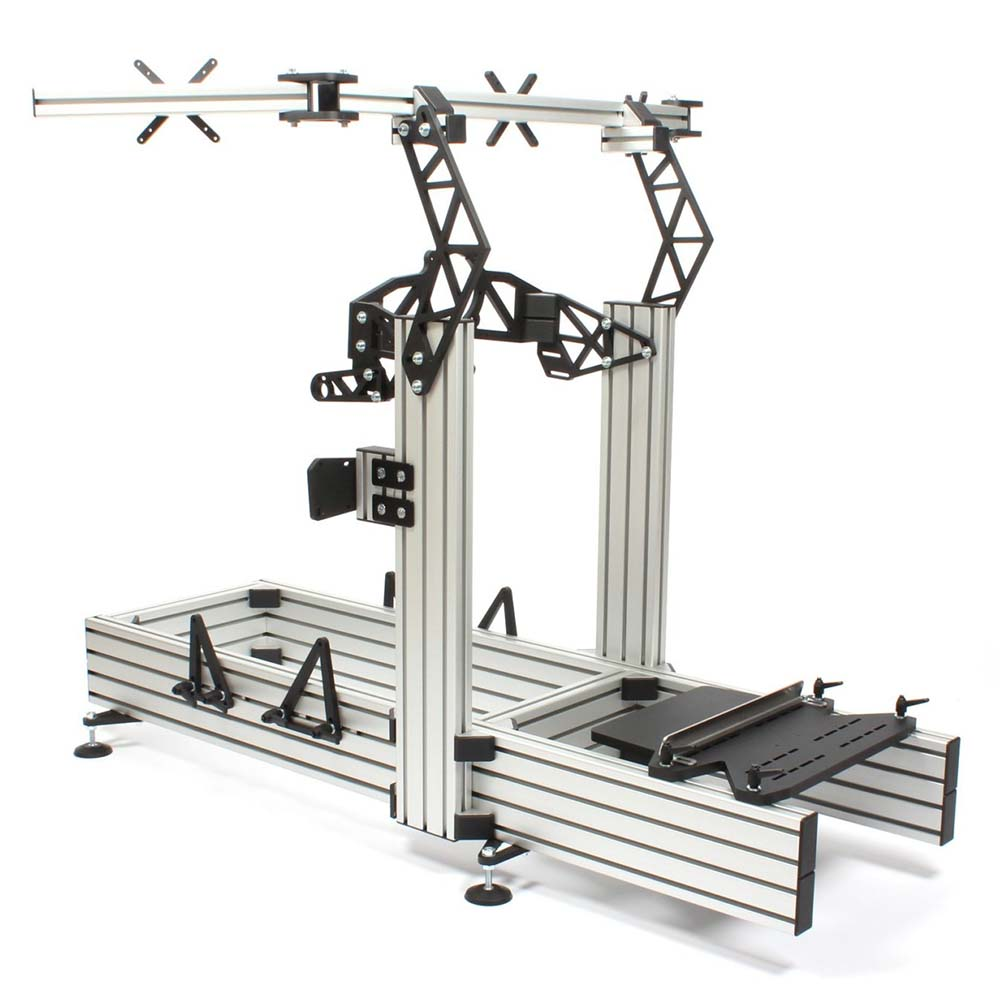 shop.gperformance.eu - Heusinkveld Sim Rig GT iso view