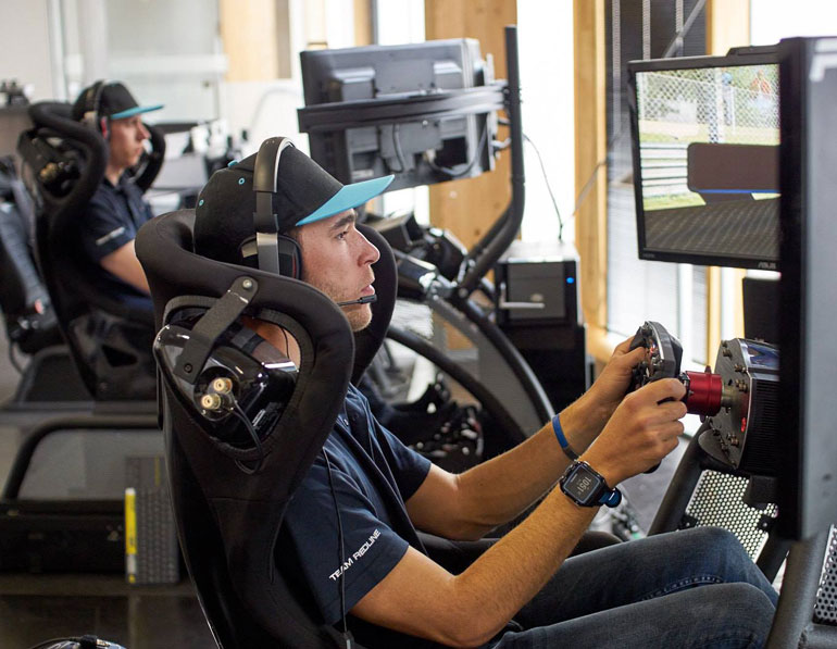 shop.gperformance.eu - Sim-Lab Team Redline TR1 Chassis competition