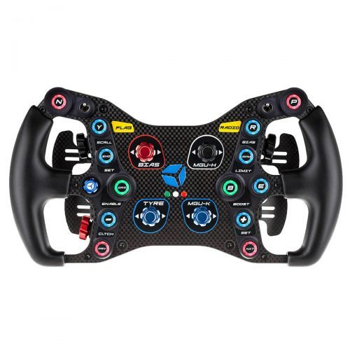 shop.gperformance.eu - Cube Controls Formula Pro sim racing eSports wheel - front view
