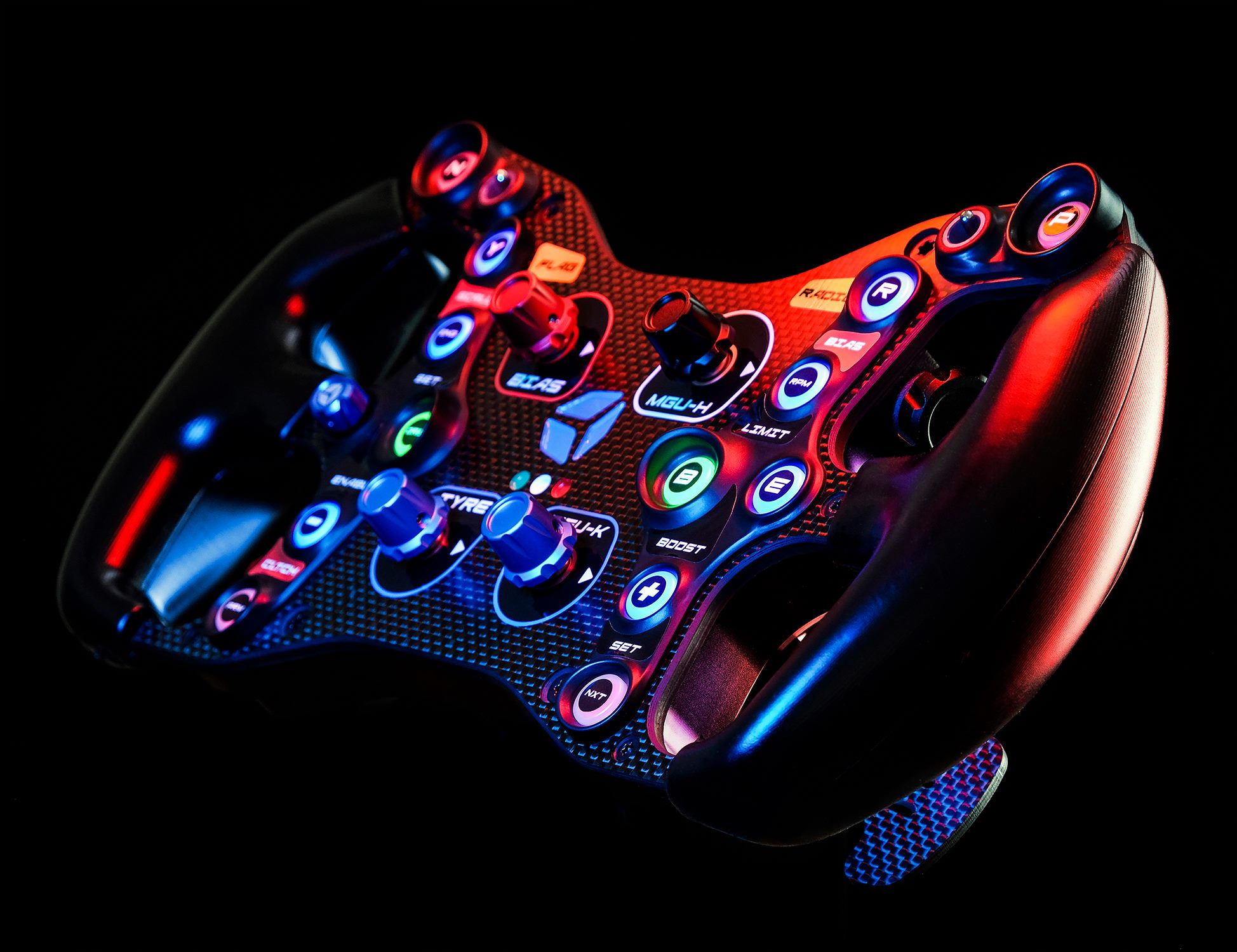 shop.gperformance.eu - Cube Controls Formula Pro sim racing wheel - G-Performance