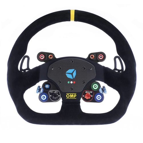 shop.gperformance.eu - Cube Controls GT Pro OMP USB front view - G-Performance
