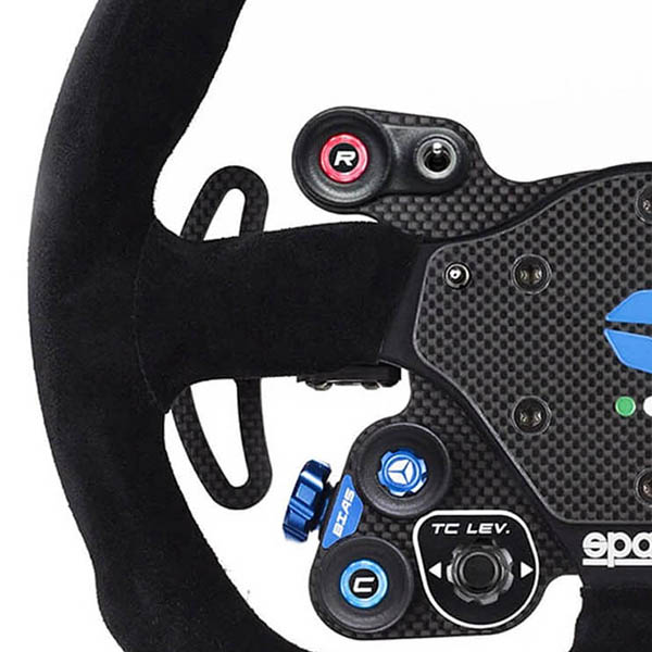 shop.gperformance.eu - Cube Controls GT Pro Sparco Classic - stronger breed