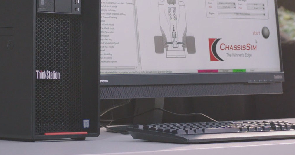 Chassissim PC