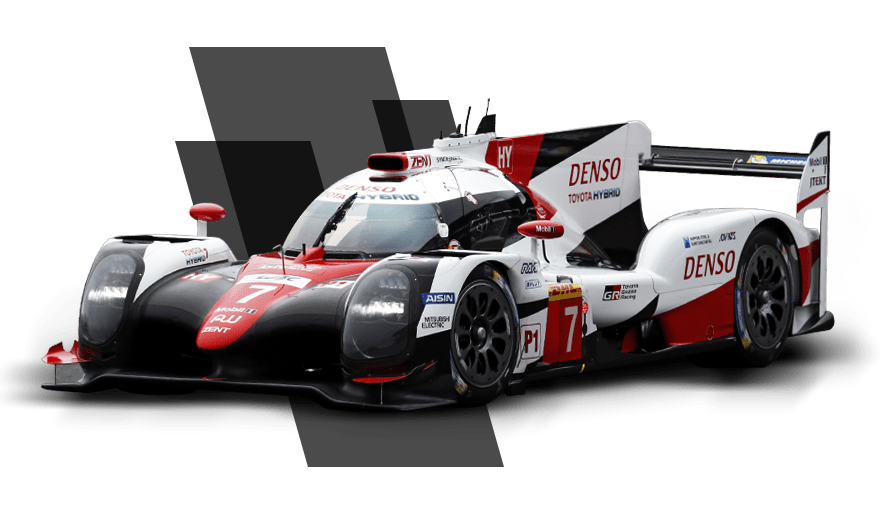 Oreca Toyota LMP1 collaboration