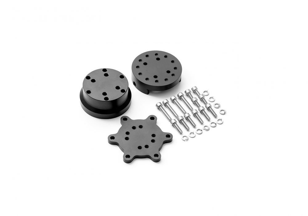 shop.gperformance.eu - SimuCube 2 quick release wheel side kit including bolts and washers