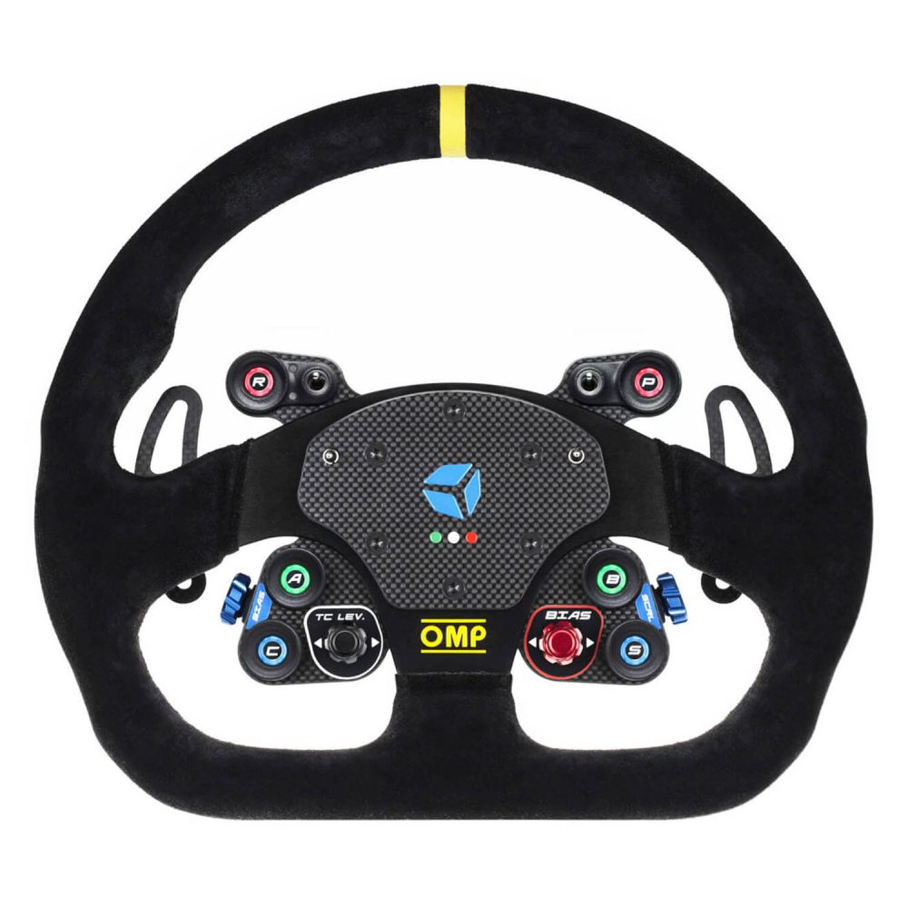 shop.gperformance.eu - Cube Controls GT Pro OMP Wireless - eSports sim racing wheel