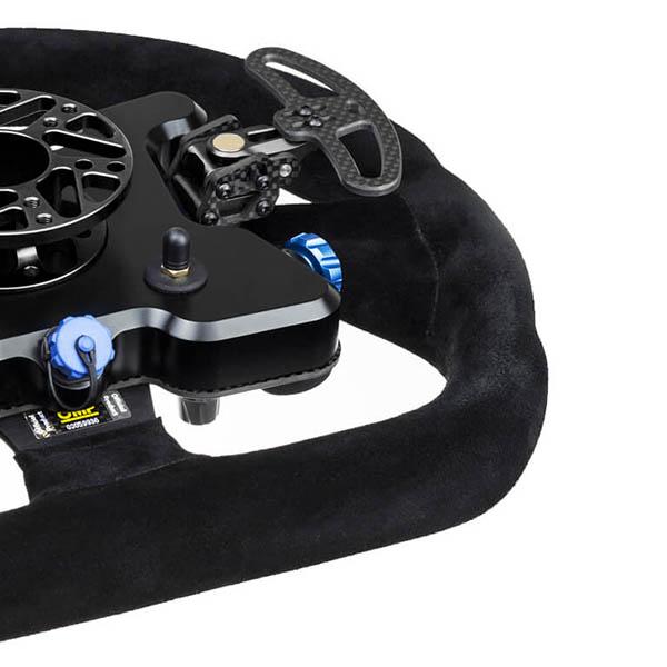 shop.gperformance.eu - Cube Controls GT Pro OMP Wireless - eSports sim racing wheel - Antenna to rule them all