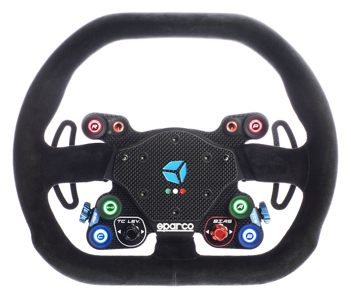 shop.gperformance.eu - Cube Controls GT Pro Sparco Wireless amazing batery life
