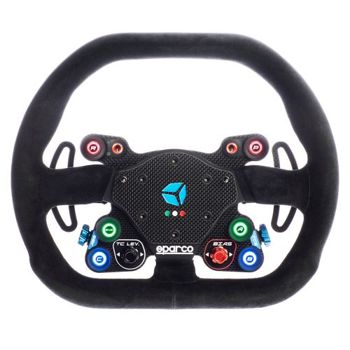 shop.gperformance.eu - Cube Controls GT Pro Sparco Wireless professional eSports sim racing wheel