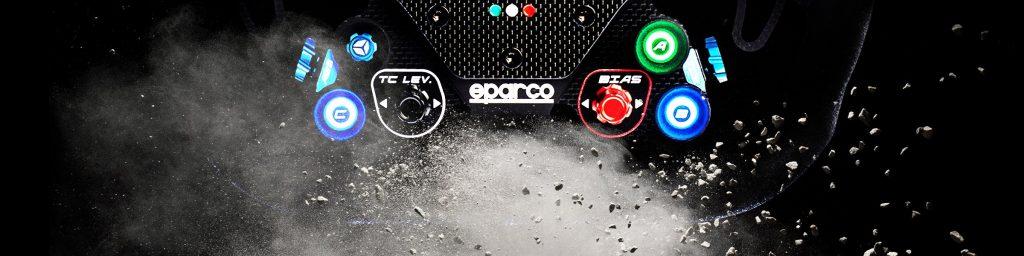 shop.gperformance.eu - Cube Controls GT Pro Sparco Wireless professional eSports sim racing wheel - SimuCube 2 Wireless technology