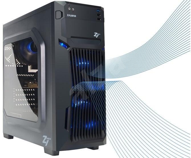 shop.gperformance.eu - G-Performance GameBox Ryzen 5700 XT Zalman Z1 Neo 2