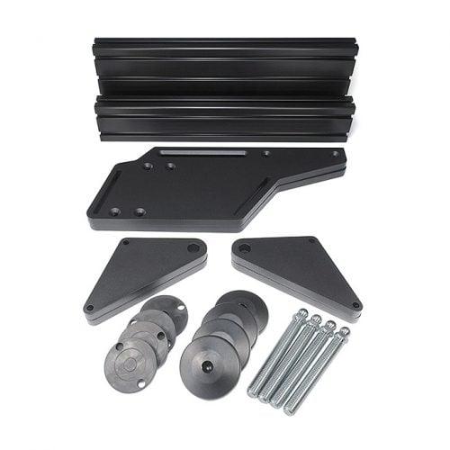 Sim-Lab P1 upgrade kit (Black, Complete kit)