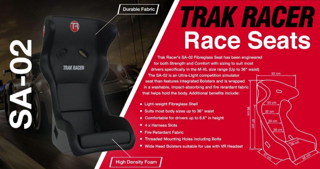 shop.gperformance.eu - GT style seat features