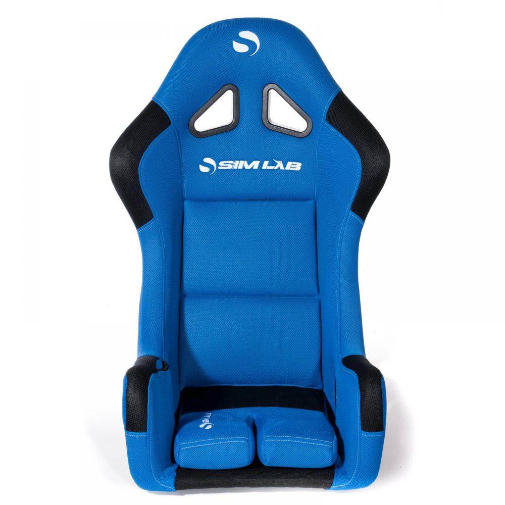 shop.gperformance.eu - Sim-Lab SPEED 3 bucket seat blue