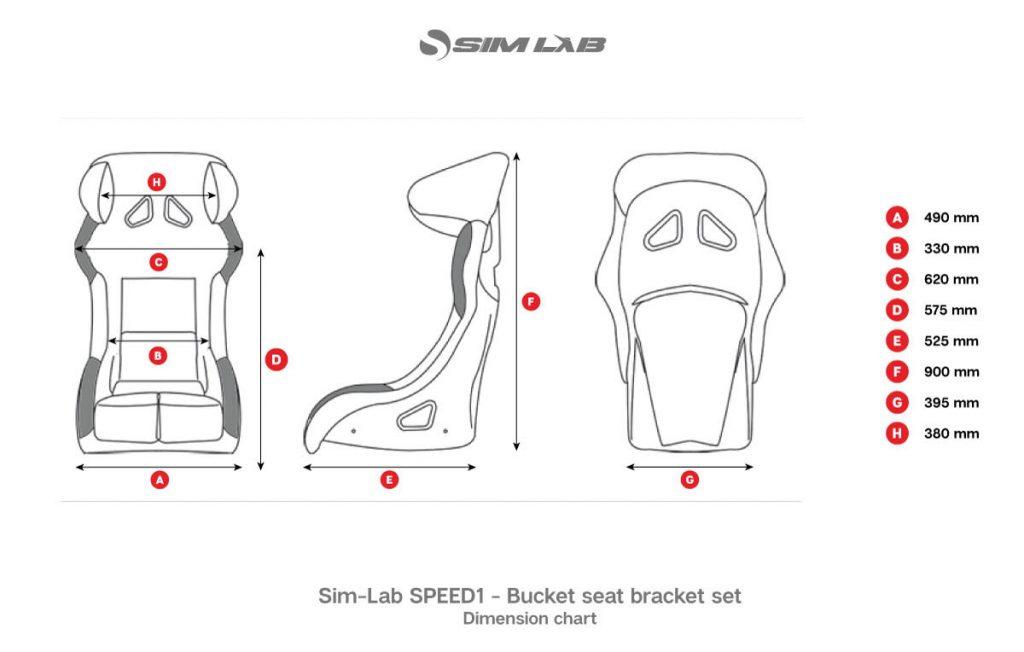 shop.gperformance.eu - Sim-Lab Speed1 size table