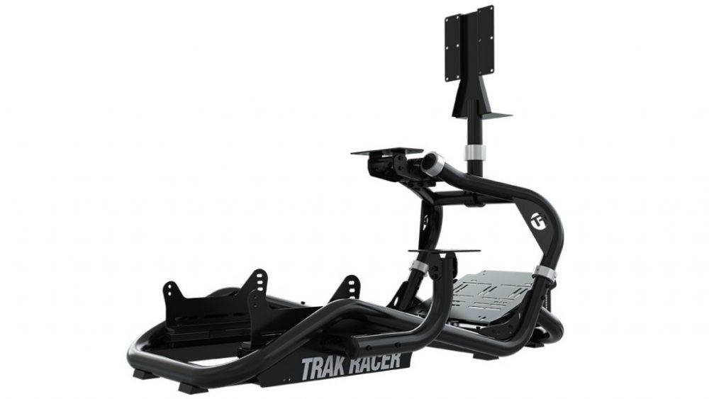 shop.gperformance.eu - Trak Racer TR8 MK3 with monitor mount - rear iso