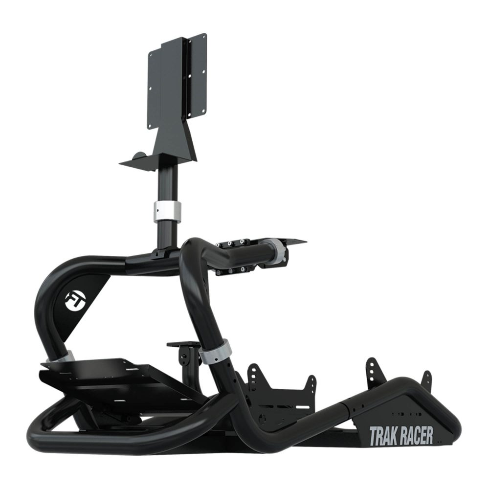 shop.gperformance.eu - Trak Racer TR8 Mach 2 Cockpit with Monitor Stand - iso