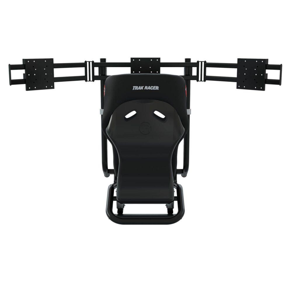 shop.gperformance.eu - Trak Racer TR8 Triple monitor mount installed iso 3