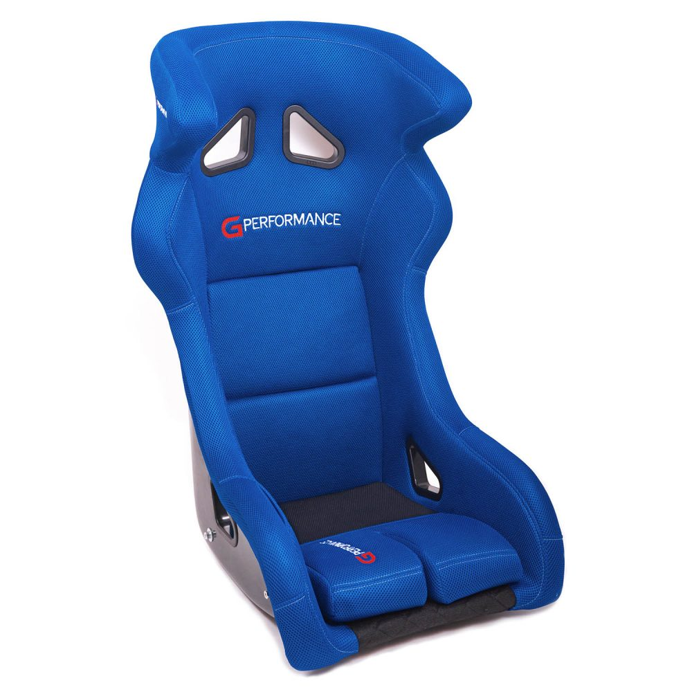 shop.gperformance.eu - G-Performance R01 seat blue -s- iso view