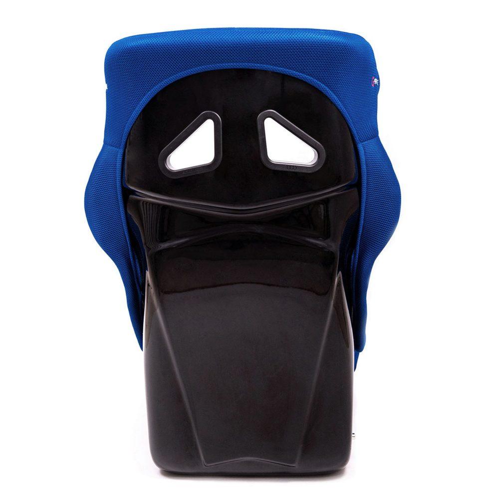 shop.gperformance.eu - G-Performance R01 seat blue -s- rear view