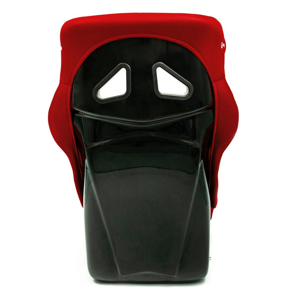 shop.gperformance.eu - G-Performance R01 seat red -s- rear view