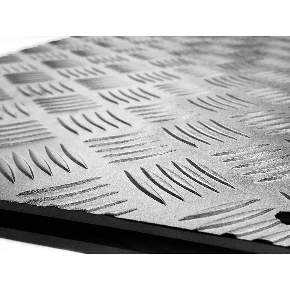 shop.gperformance.eu - Sim floor - aluminium diamond plate cover - G-Performance 2