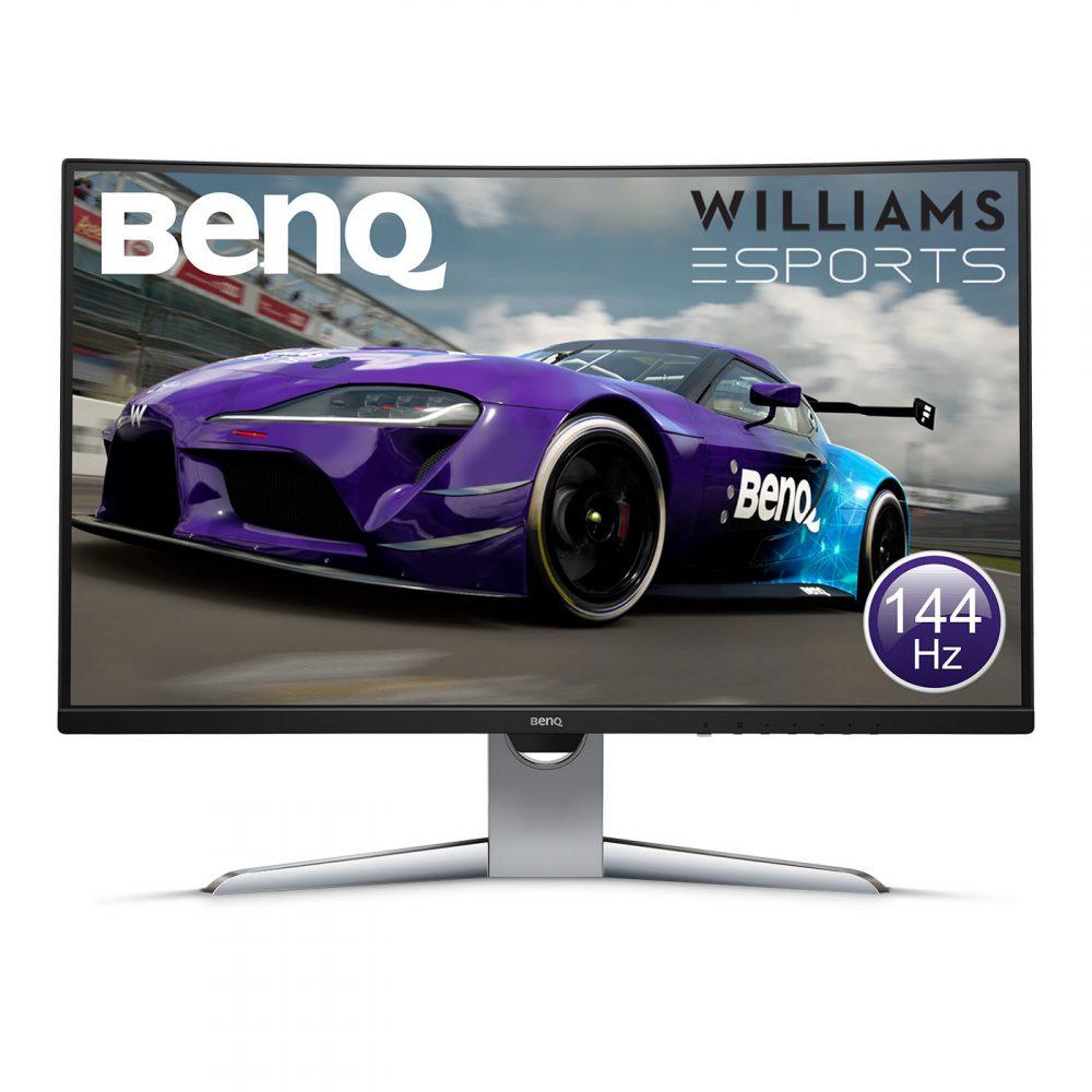 shop.gperformance.eu - Benq ex3203r-144hz-hdr-curved-gaming-monitor - G-Performance - front