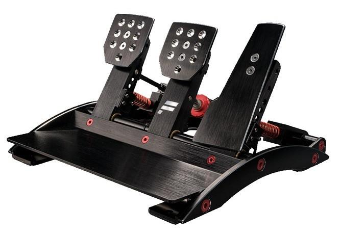 Fanatec v3 medium grade simracing pedals