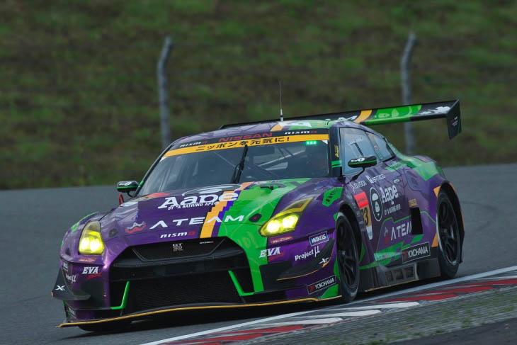 shop.gperformance.eu - Shinya Michimi EVA Racing X Works Nissan GT-R