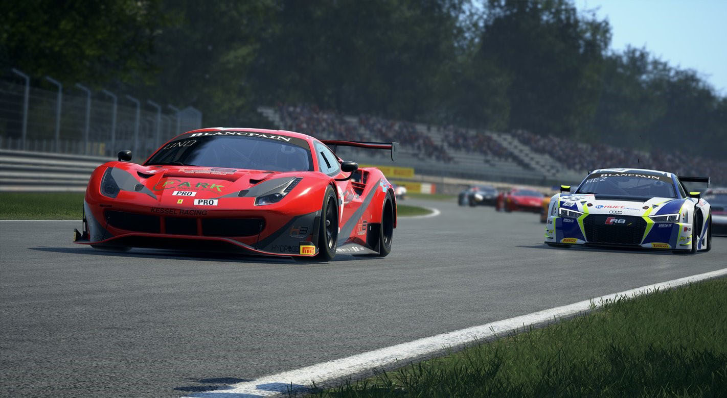 shop.gperformance.eu - Assetto Corsa Competizione ingame screenshot - G-Performance