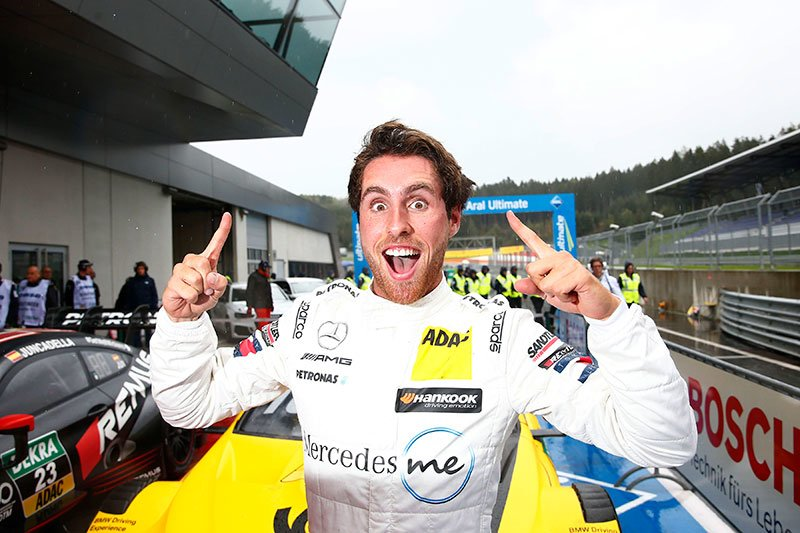 shop.gperformance.eu - Daniel Juncadella - European Formula 3 champion, DTM championship driver