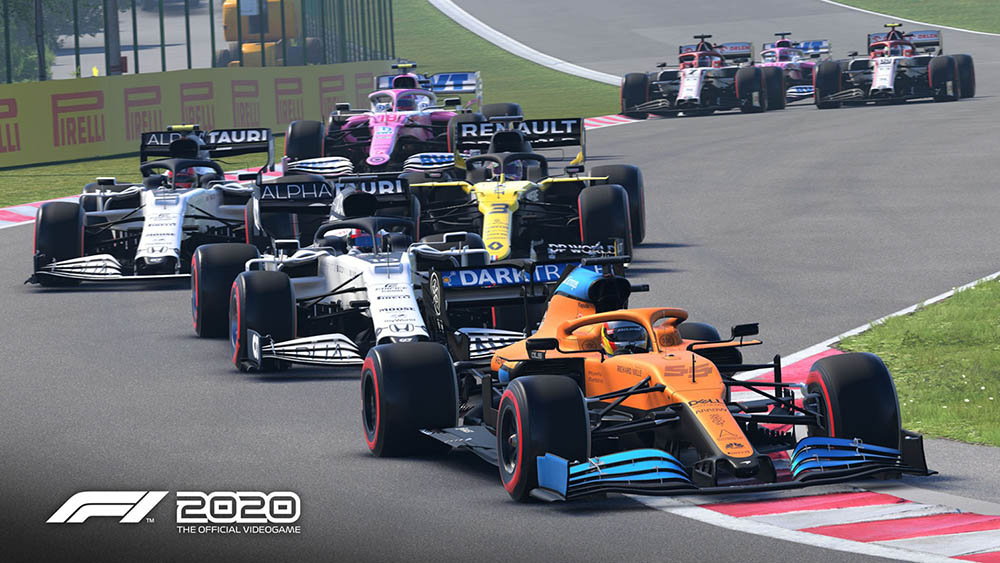 shop.gperformance.eu - F1 2020 game - G-Performance