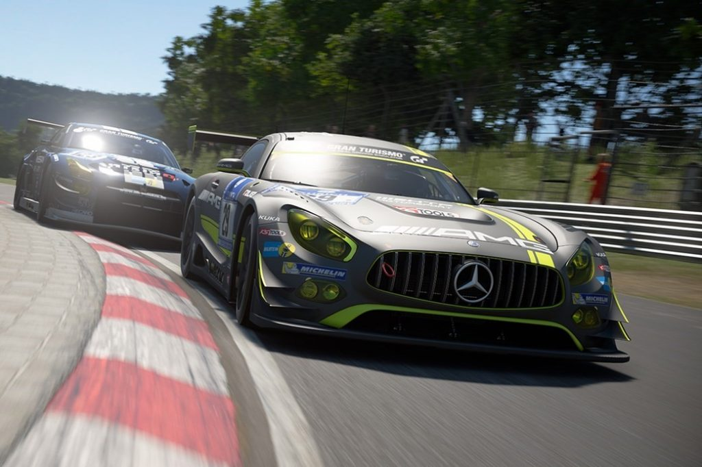shop.gperformance.eu - GT Sport - AMG GT3 - G-Performance