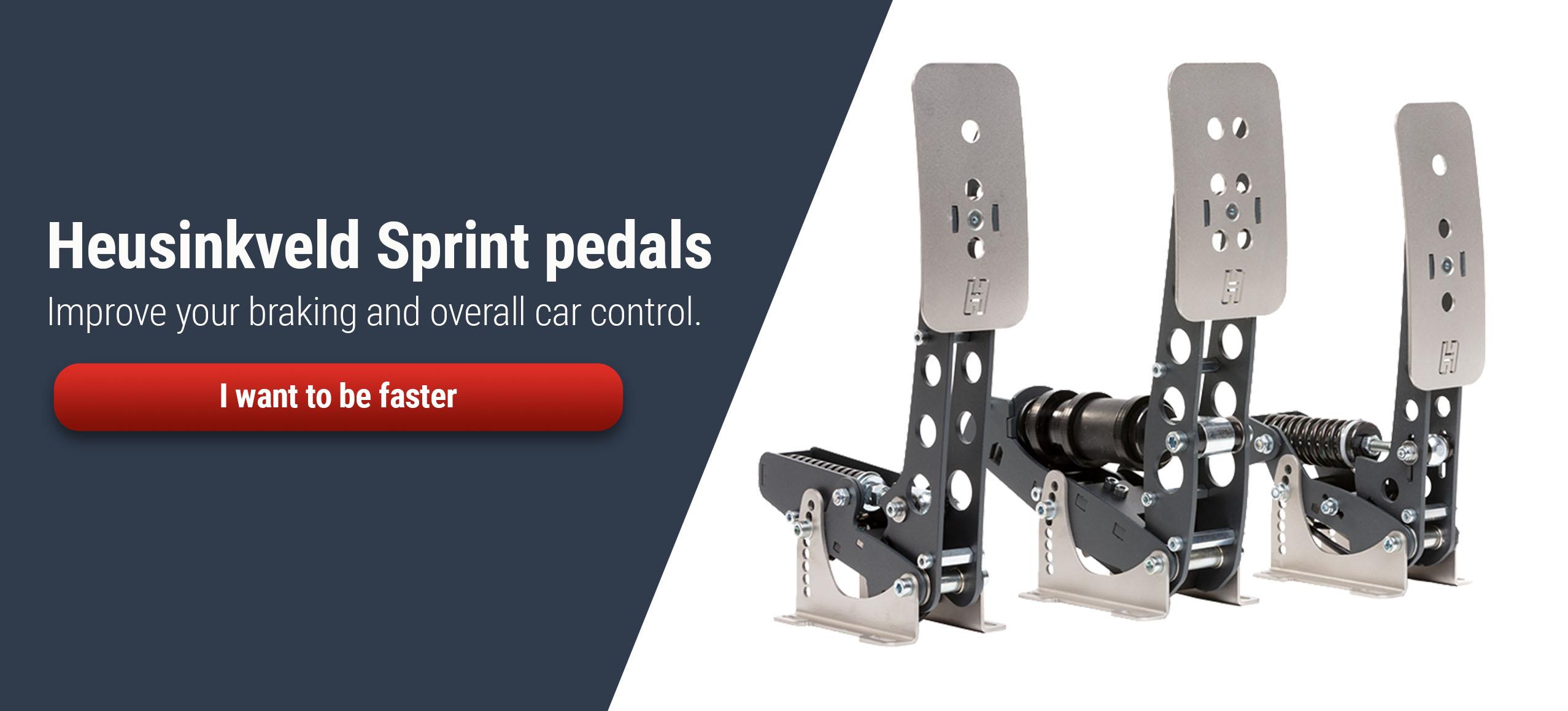 shop.gperformance.eu - Heusinkveld Sprint pedals - G-Performance alt