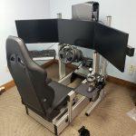 Sim-Lab P1-X - black