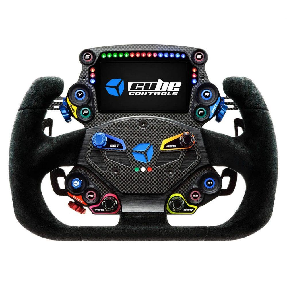 shop.gperformance.eu - Cube Controls GT-X Grand Tourer wheel - front - G-Performance