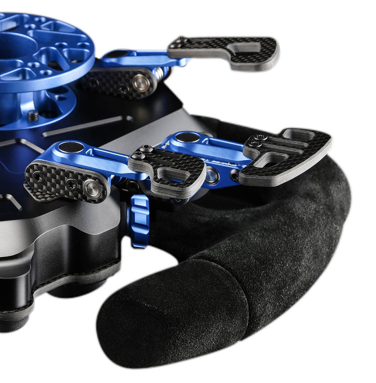 shop.gperformance.eu - Cube Controls GT-X Grand Tourer wheel - rear iso view - cut - G-Performance