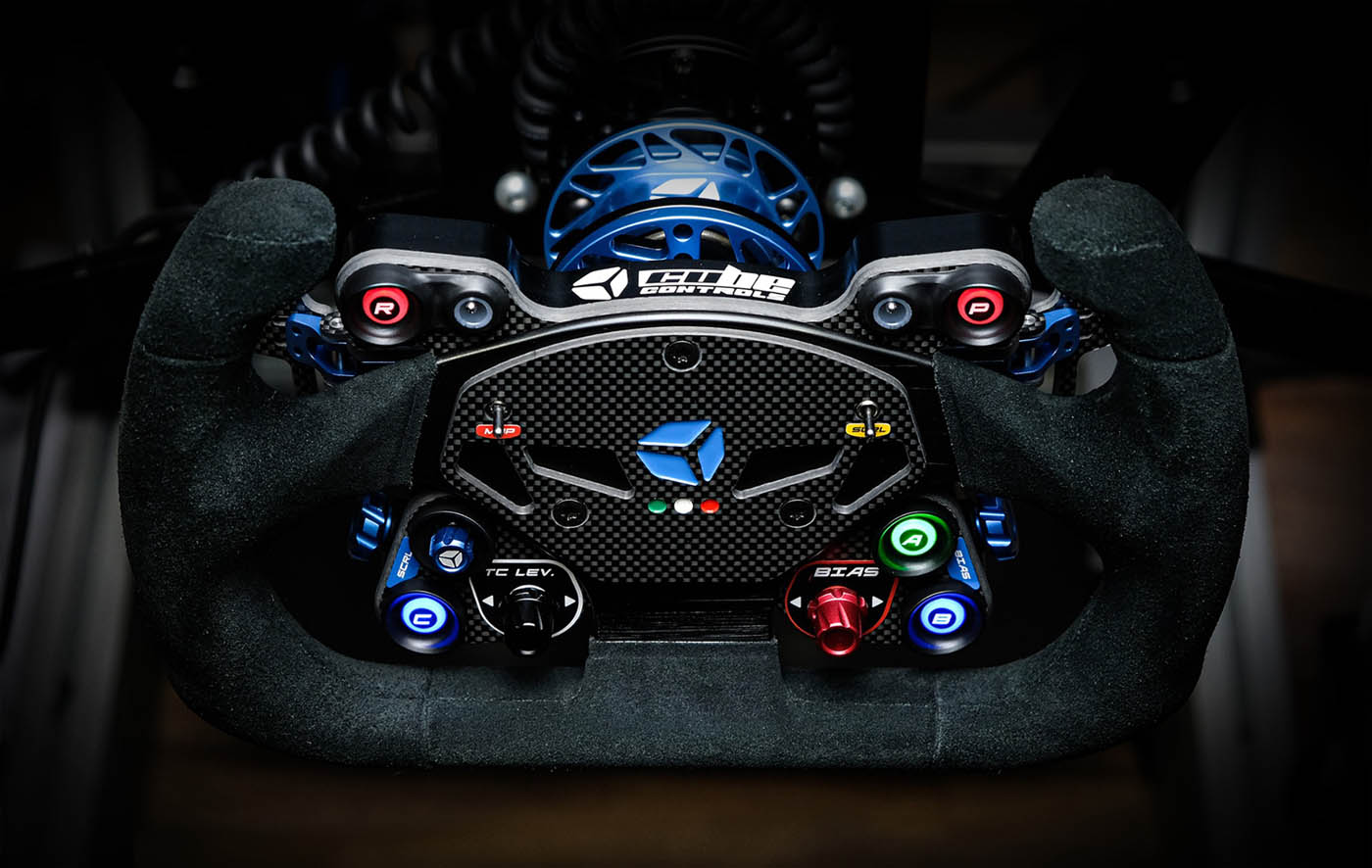 Cube Controls GT Pro Zero - mounted on rig - G-Performance