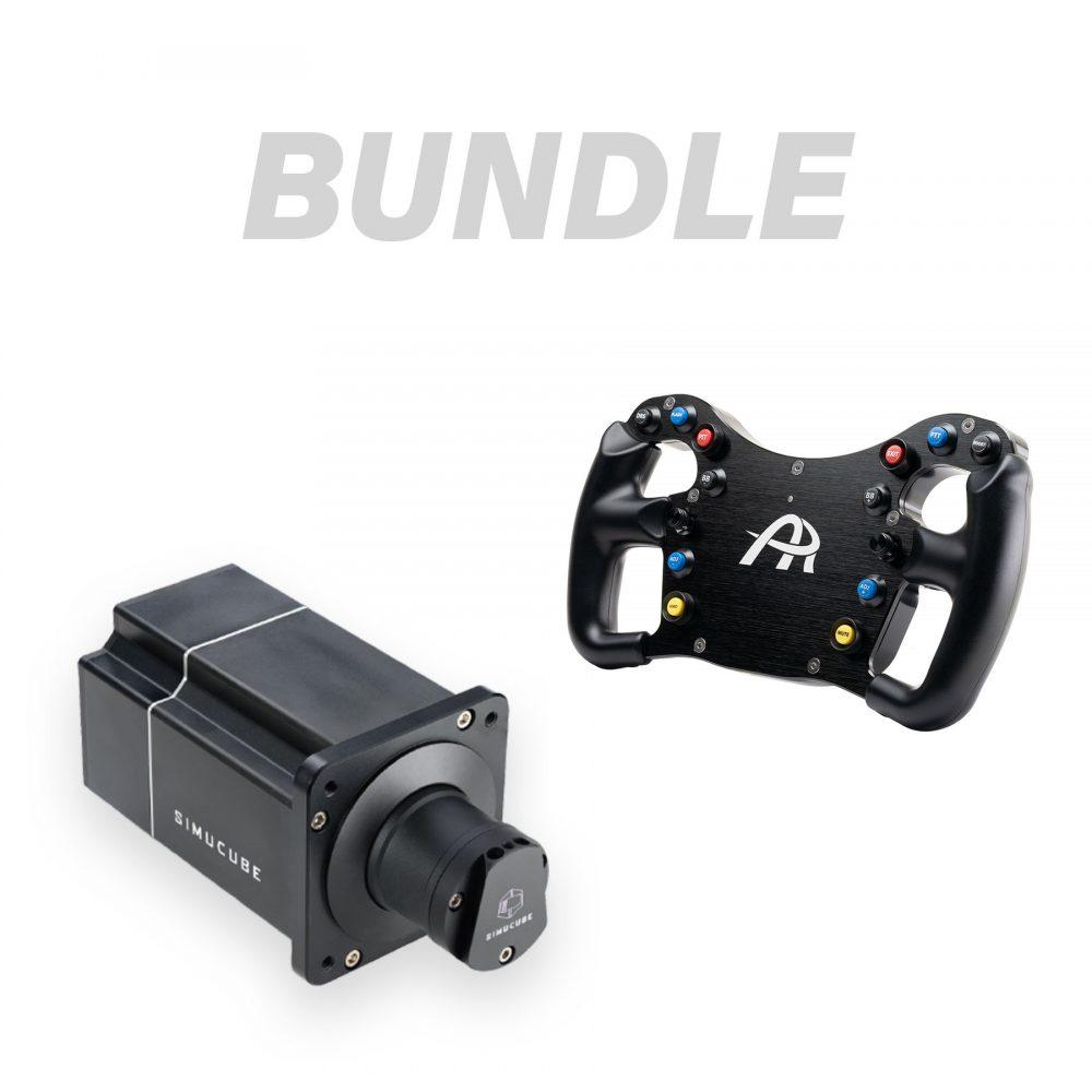 Ascher Racing F28-SC v2 + Simucube 2 Pro bundle - G-Performance