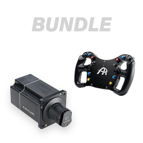 Ascher Racing F28-SC v2 + Simucube 2 Pro bundle - G-Performance